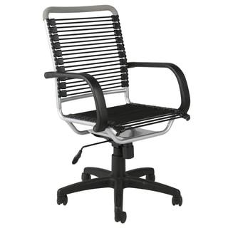 Bungie High Back Black/ Aluminum Office Chair