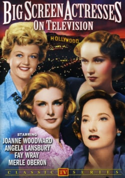 Big Screen Actresses on Television: Love at Sea/Interlude/Madeira, Madeira/Alice's Wedding Gown (DVD)