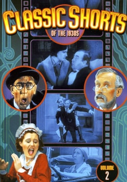 Classic Shorts of The 1930's, Volume 2: Leave it to Dad/Super Snooper/Making The Rounds/Sailor Beware! (DVD)