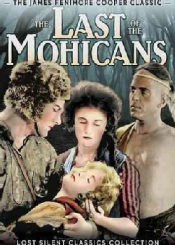 Last of The Mohicans (Silent) (DVD)