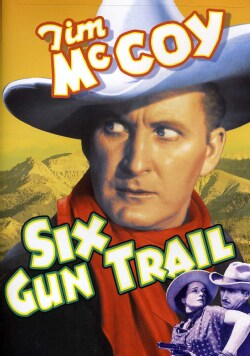 Six-Gun Trail (DVD)