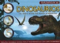 Dinosaurios / Dinosaurs: Un Viaje Atraves Del Mundo Prehistorico / a Journey Through the Prehistoric World (Hardcover)