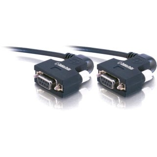 C2G 6ft Serial270 DB9 F/F Null Modem Cable