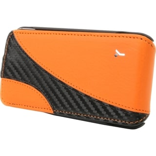 The Joy Factory Aspire CAB112 Carrying Case for iPhone - Orange, Blac