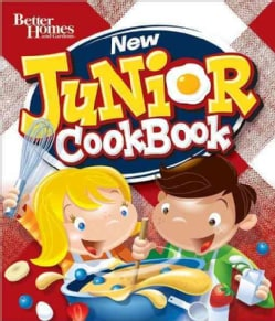 Better Homes and Gardens New Junior CookBook (Hardcover)