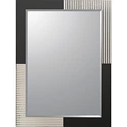 Jasmine Modern Frame-less Bathroom Mirror