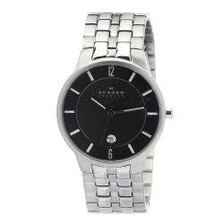 Skagen Men's Stainless Steel Watch