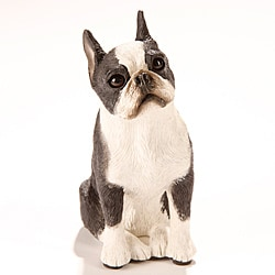 Star Legacy Boston Terrier Keepsake