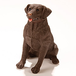 Star Legacy Chocolate Labrador Retriever Keepsake
