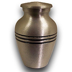 Star Legacy Keepsake Brushed Pewter Pet Urn