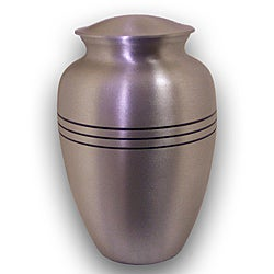 Star Legacy Medium Brushed Pewter Pet Urn