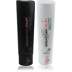 Sebastian Professional Volupt Volume Boosting 8.45-ounce Shampoo and Conditioner