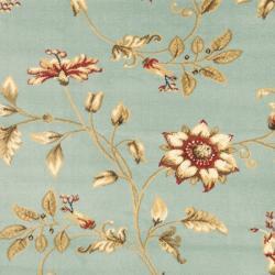 Safavieh Lyndhurst Zen Gardens Blue Rug (3'3 x 5'3)