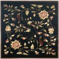 Safavieh Lyndhurst Zen Gardens Black Rug (6'7 Square)