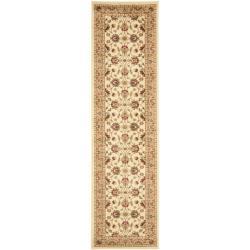 Safavieh Lyndhurst Traditions Ivory/ Beige Rug (2'3 x 12')