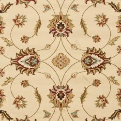 Lyndhurst Traditions Ivory/ Beige Rug (9' x 12')