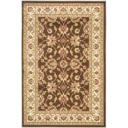 Safavieh Lyndhurst Traditions Brown/ Ivory Rug (3'3 x 5'3)