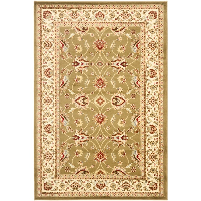 Safavieh Lyndhurst Traditions Green/ Ivory Rug (3'3 x 5'3)