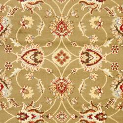 Lyndhurst Traditions Green/ Ivory Rug (3'3 x 5'3)