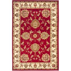 Safavieh Lyndhurst Tabriz Red/ Ivory Rug (4' x 6')
