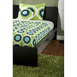 RizKidz 'Jake Green' 3-piece Twin-size Quilt Set