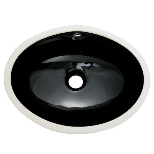 Undermount Black Bathroom Sink