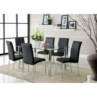 Furniture of America Arden 7-piece Contemporary Dining Set