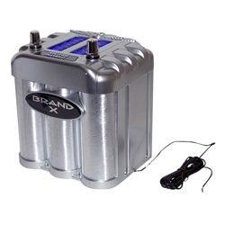 BrandX 1400 Amp Fast-Batt Battery/ Capacitor Combo