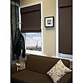 Nevada Oolong 24 x 72-inch Roman Shade