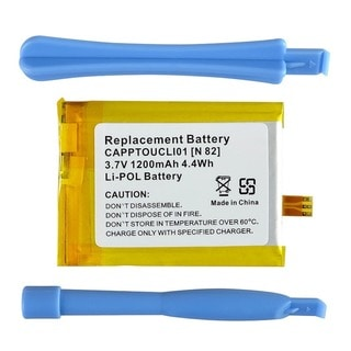 Replacement Battery for Apple iPod Touch 3rd Generation