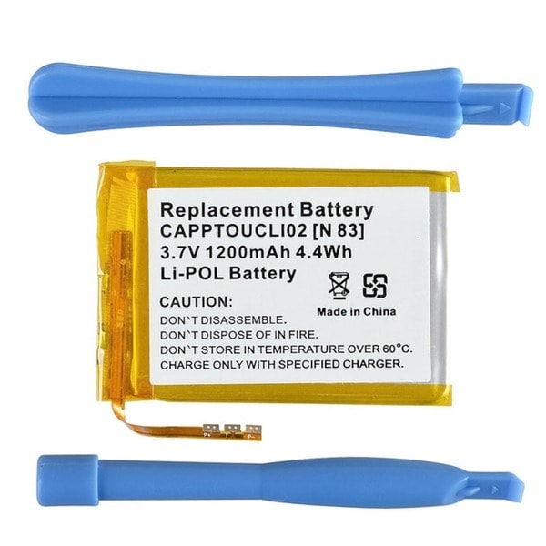 INSTEN Replacement Battery for Apple iPod Touch 4th Generation