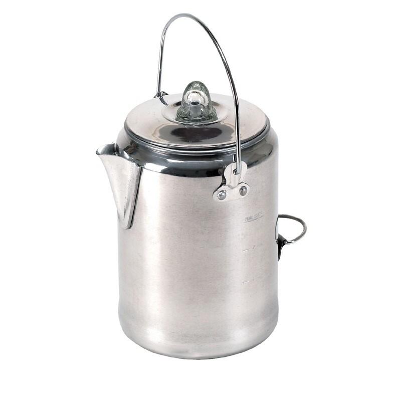 Stansport Aluminum Percolator Coffee Pot at Sears.com