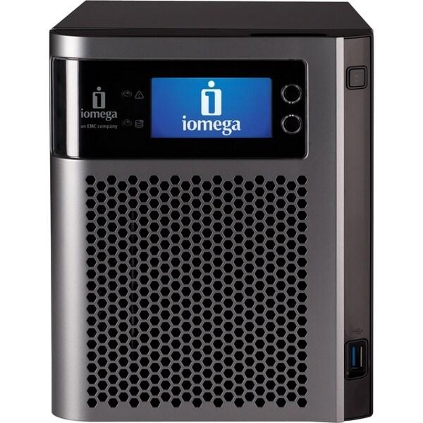 LenovoEMC StorCenter Server Class px4-300d Network Storage Server