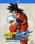 Dragon Ball Z Kai: Season One (Blu-ray Disc)