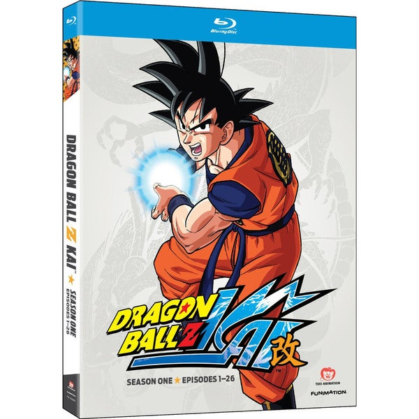 Dragon Ball Z Kai: Season One (Blu-ray Disc) 8830500