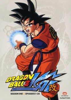 Dragon Ball Z Kai: Season One (DVD)