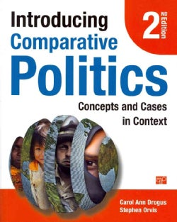 Introducing Comparative Politics: Concepts and Cases in Context (Paperback)