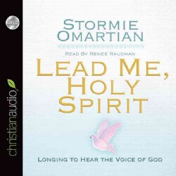 Lead Me, Holy Spirit: Longing to Hear the Voice of God (CD-Audio)