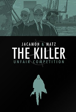 The Killer 4: Unfair Competition (Hardcover)