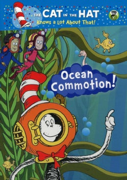 The cat in the hat knows a lot about that ocean commotion dvd