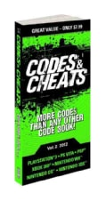 Codes & Cheats 2012: Prima Game Guide (Paperback)
