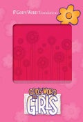 God's Word for Girls: Pink / Pink Pearl Flowerpop Design Duravella (Paperback)