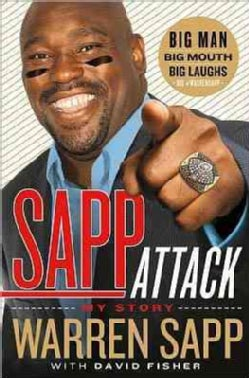 Sapp Attack: My Story (Hardcover)
