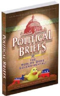 Uncle John's Political Briefs (Paperback)
