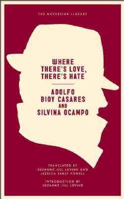 Where There's Love, There's Hate (Paperback)