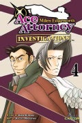 Miles Edgeworth: Ace Attorney Investigations 4 (Paperback)