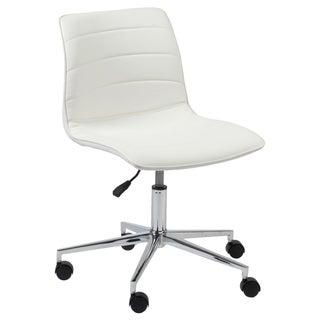 Ashton White Office Chair