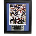 Super Bowl XLVI 'The Catch 2' Mario Manningham Deluxe Framed Photo