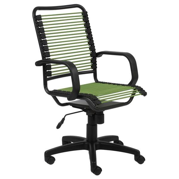 Green/ Graphite Black Steel Office Chair