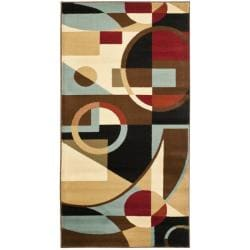 Porcello Cosmos Black Rug (2' x 3'7)